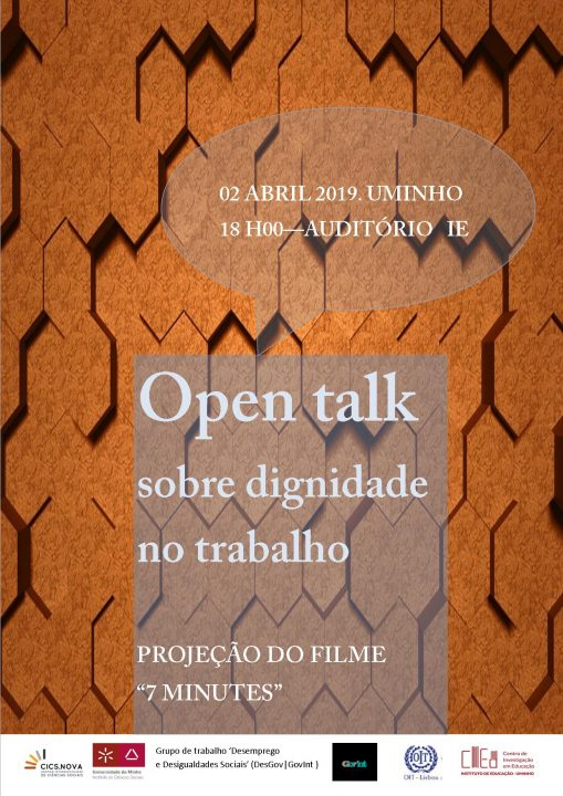 Cartaz_OpenTalk