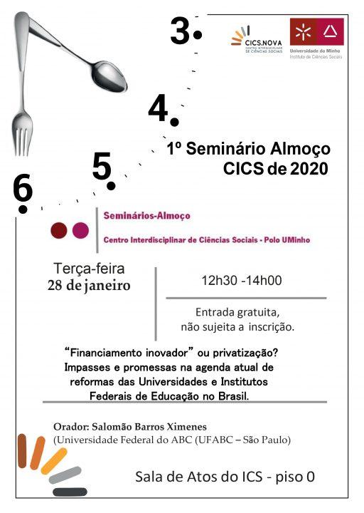 1º_Seminário-Almoço CICS 2020